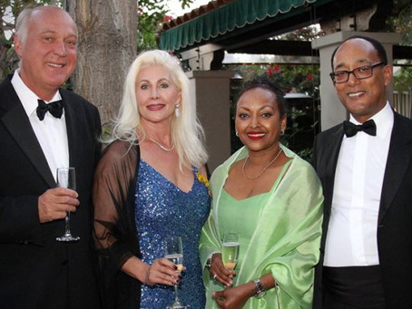 Private Royal Dinner hosted by Princess Karen Cantrell
