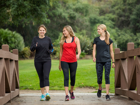 Walk this Way!  Walk Towards Wellness with these 5 Tips