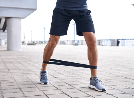 Tone Your Lower Body at Home with Resistance Bands