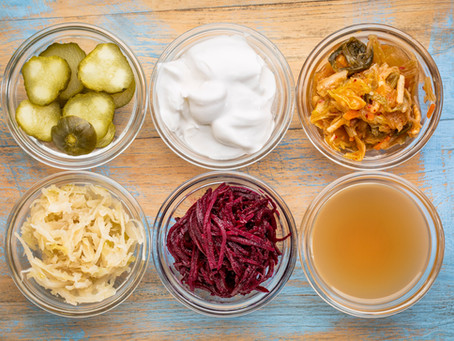 7 Flavorful Fermented Foods Your Body Will Love