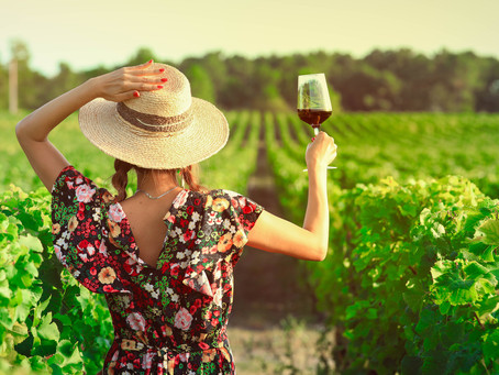 Let's Wine for Good Health