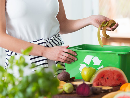 6 Ways to Create A More Sustainable Kitchen