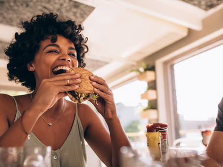 5 StepsToCreate A Healthy Relationship With Food