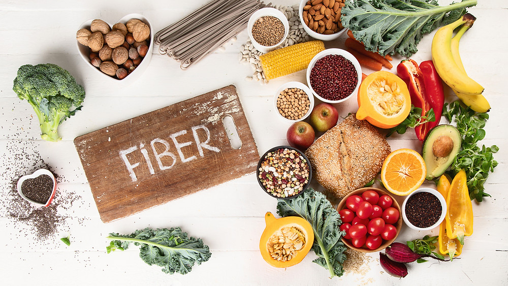 Fiber, healthy eating, fiber as part of a healthy diet