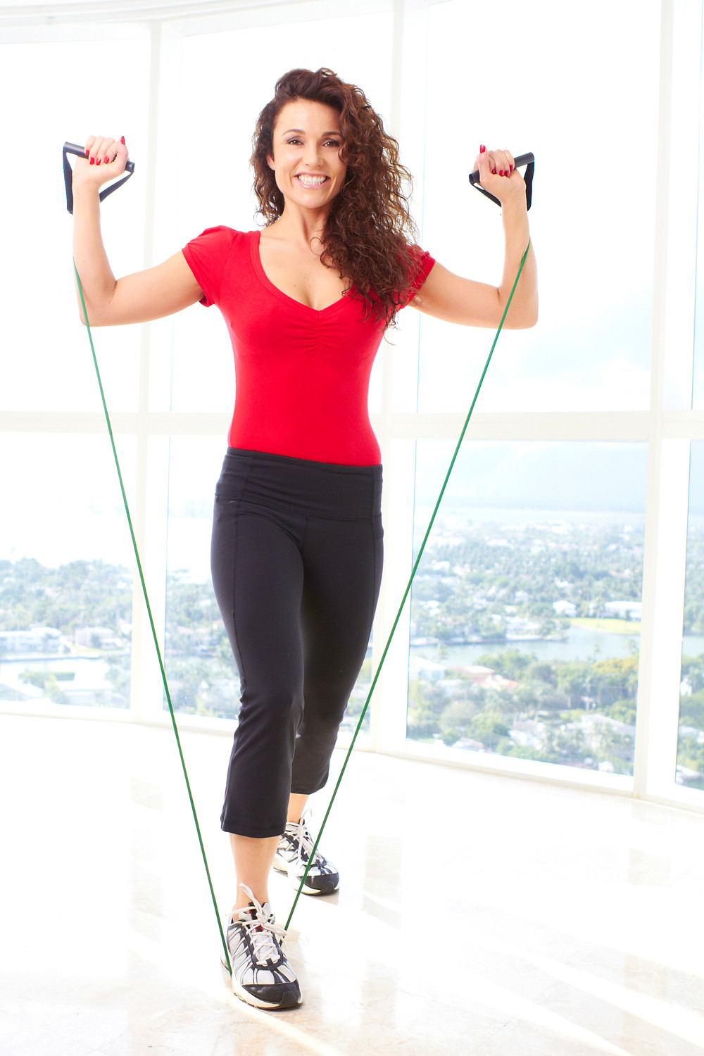 strength training at home, resistance bands for strength training