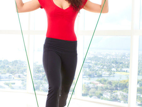 Resistance Bands: Strength Training Without the Gym