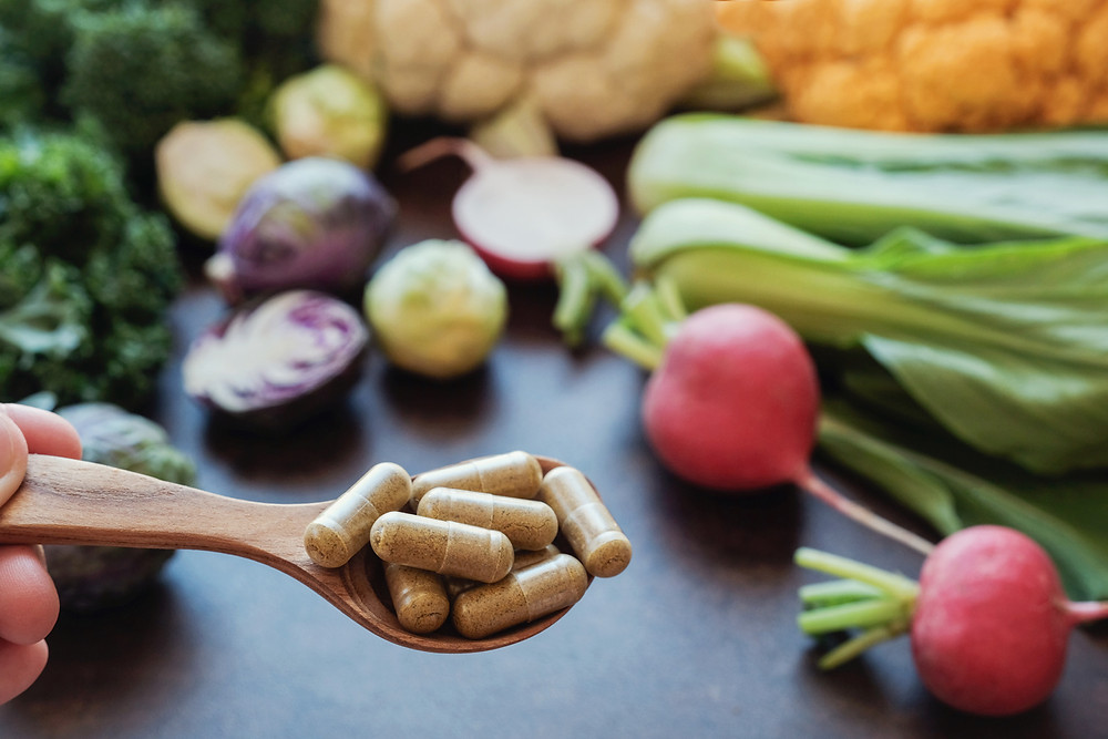 herbal supplements, adaptogens, holistic health