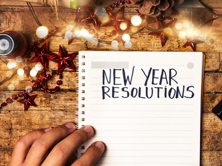 5 Resolutions for a Healthy New Year
