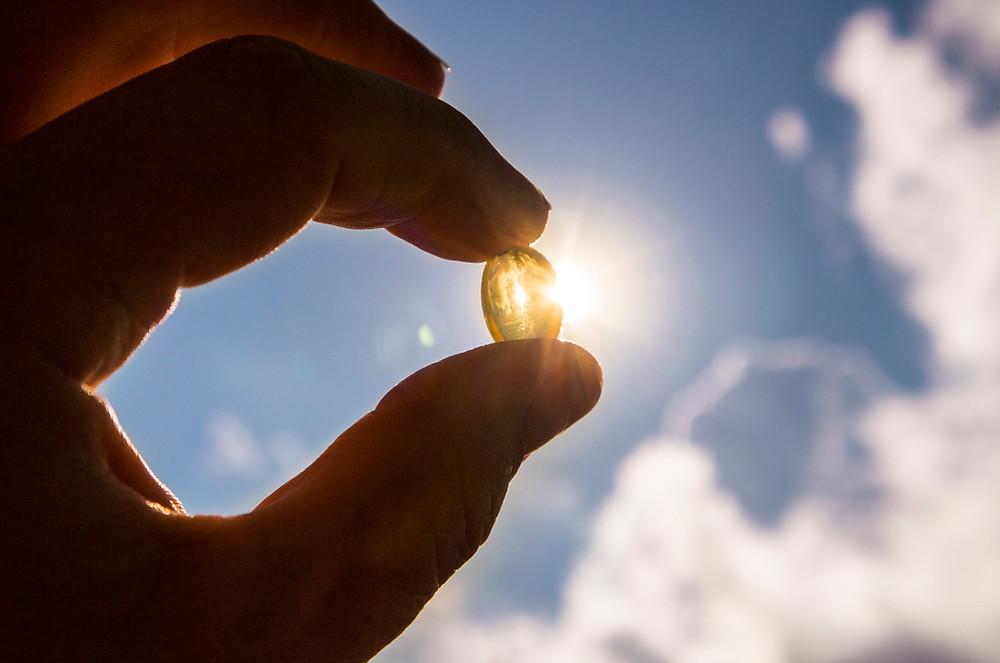 vitamin d from sunshine, the sunshine vitamin