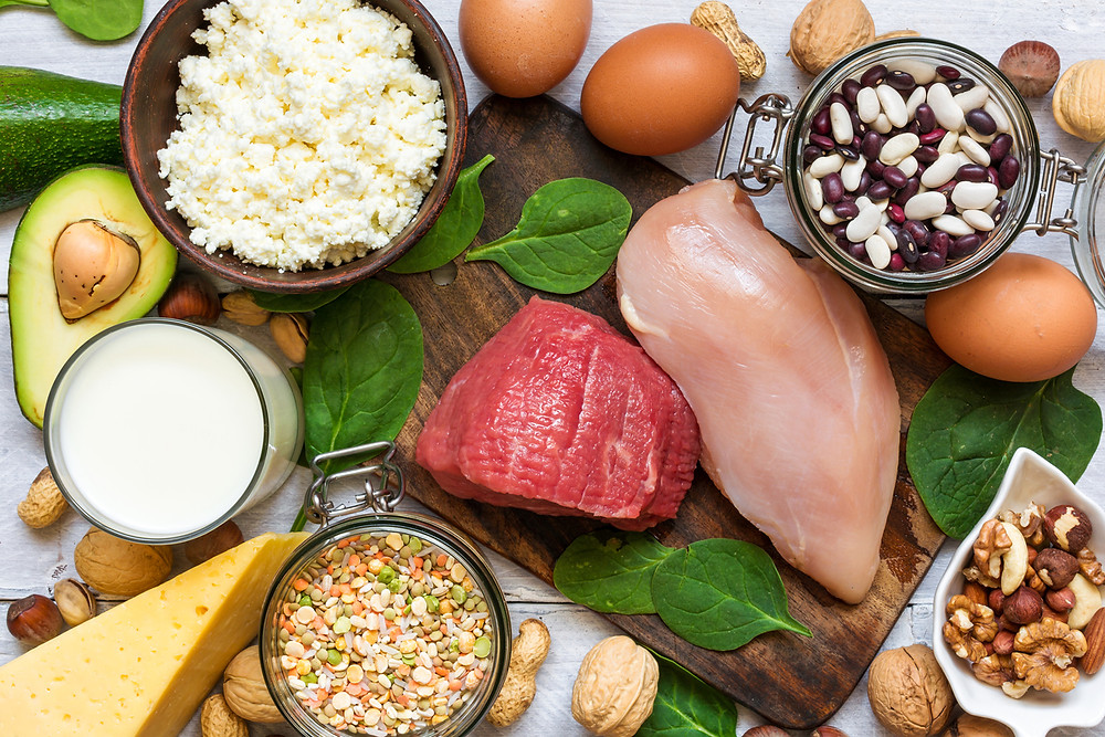 how much protein is enough, sources of protein, plant-based protein
