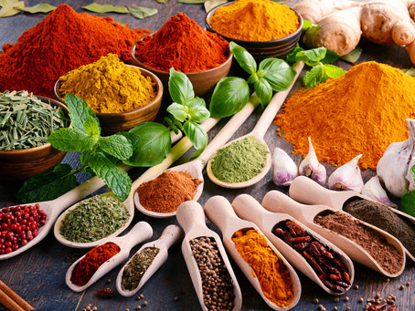 5 Spices for Health