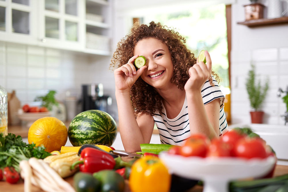 nutrition for eye health, nutrients for eyes