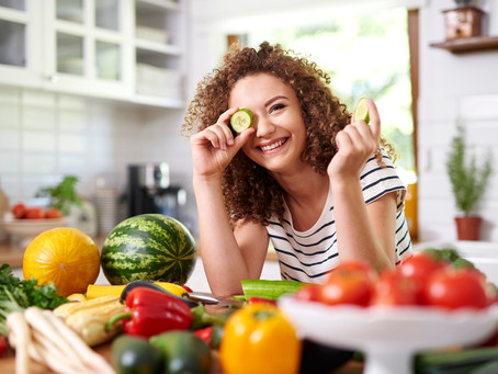 Eating for Your Eyes: 7 Nutrients that Can Improve Your Eye Health