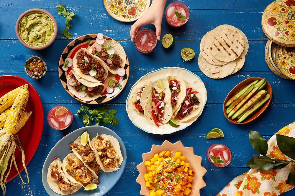 cinco de mayo, taco tuesday, healthy mexican food