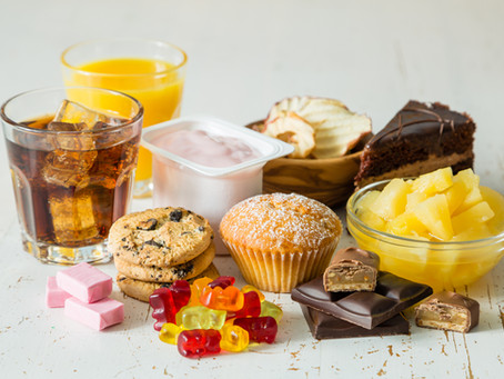 The Health Benefits of Reducing Added Sugar Intake
