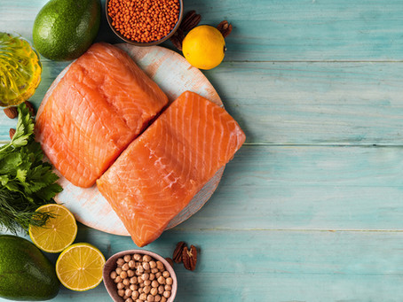 4 Health Benefits of the Pescatarian Diet