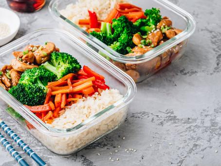 5 Simple Meal Ideas