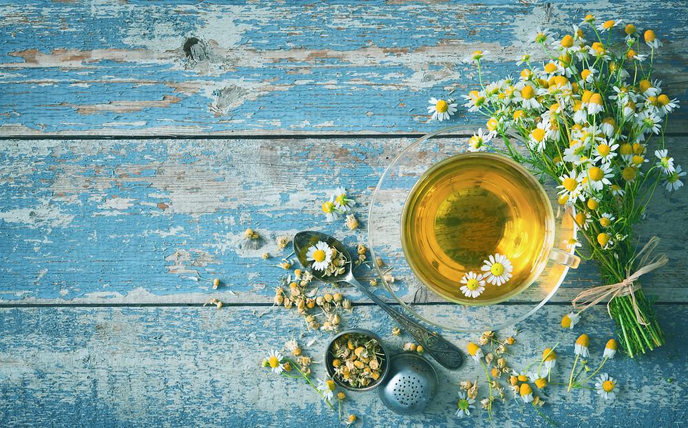 Drinking Tea, Tea benefits