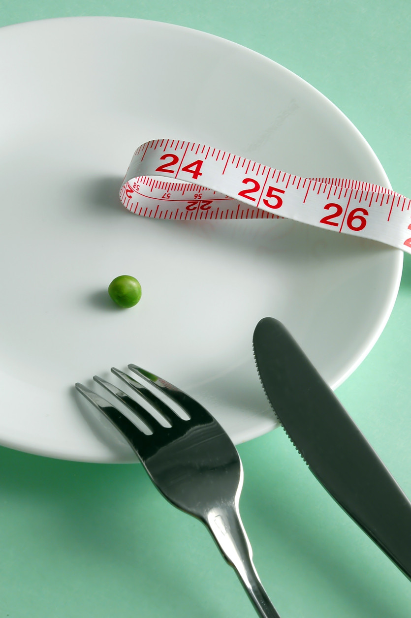 Restrictive diets, fad diets, dangers of dieting