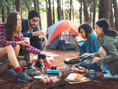 Healthy Eating for Camping Adventures