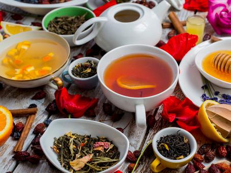 Spilling the Tea: Health Benefits of Tea