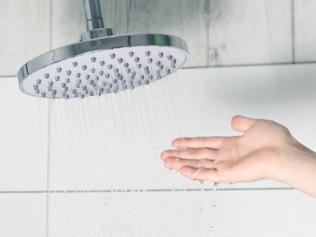 Four Surprising Benefits of Your Daily Shower