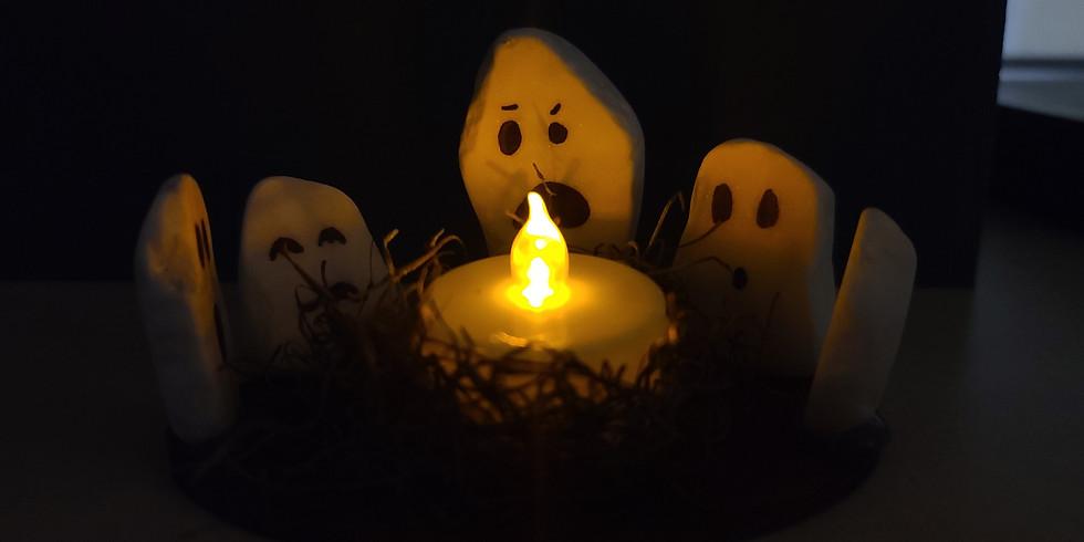 Create A Spooky Storytelling