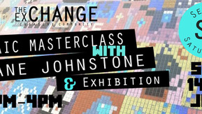 SS Review - Mosaic Masterclass with Shane Johnstone
