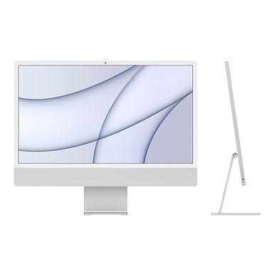 """iMac 24"""" con display Retina 4,5K: Chip Apple M1 con CPU 8-core  256GB"""