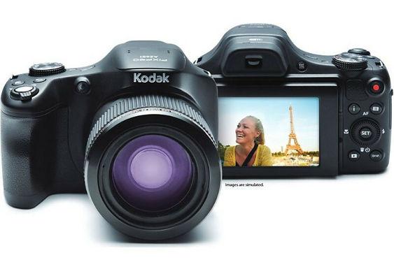 Kodak Pixpro AZ651 Black