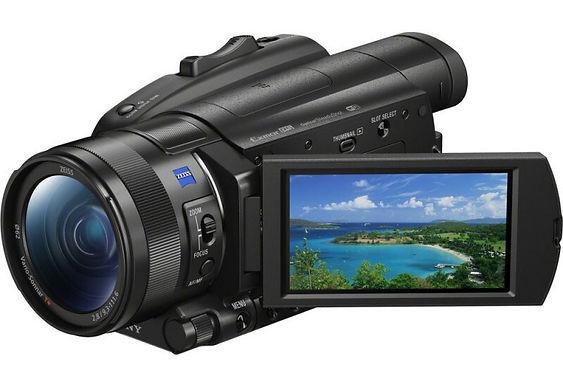 Videocamera Sony FDR-AX700 4K