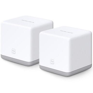 Mercusys Halo S3 - Impianto Wi-Fi (2 router) - 802.11b/g/n - Dual Band
