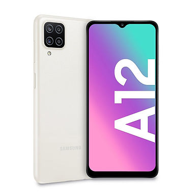 Samsung Galaxy A12 128GB Bianco