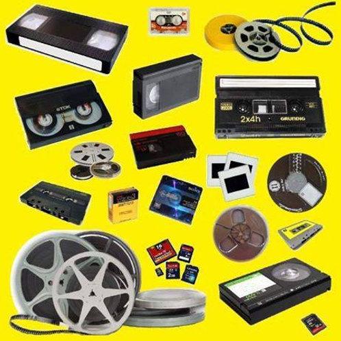 RIVERSAGGIO video su CD, DVD