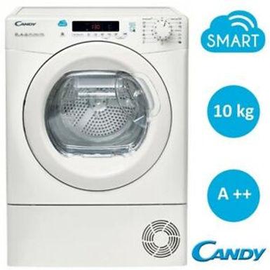 CANDY Asciugatrice CSOH10A2D 10 kg Classe A++ a Condensazione, Wi-Fi + Bluetooth