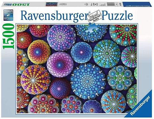 Ravensburger 16365 Ricci di Mare, Puzzle 1500 Pezzi, Puzzle per Adulti