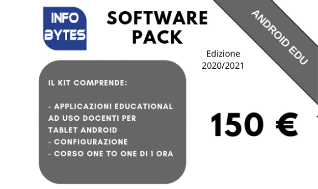 Software Pack Android EDU