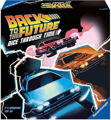 Ravensburger 26895 Back to the Future Versione Italiana
