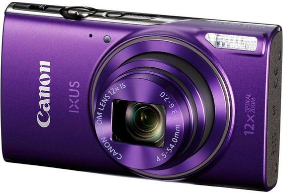 Canon IXUS 285 HS Viola