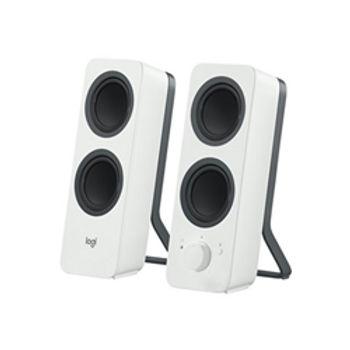 Speaker wireless Logitech - Computer Z207 Bianco, Nero