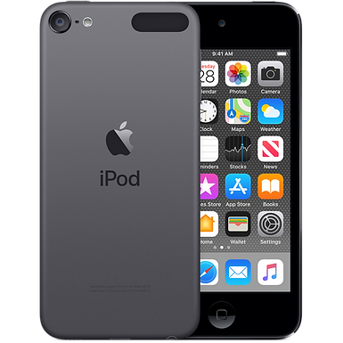 iPod touch 32GB Grigio siderale