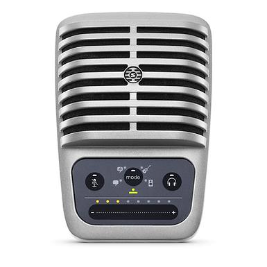 Microfono digitale a condensatore Shure MOTIV MV51-DIG a diaframma largo