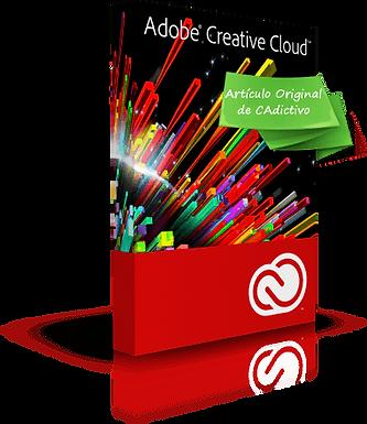 Licenza Adobe Creative Cloud - ABBONAMENTO 12 MESI