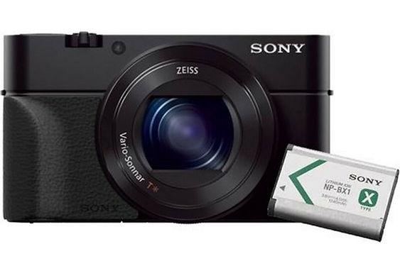 Sony Cybershot DSC-RX100 Mark III kit Premium
