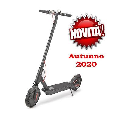 """Majestic NYK MONOPATTINO ELETTRICO CON RUOTE DA  8.5"""""""