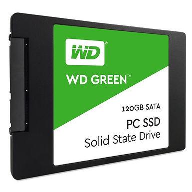 Western Digital WD GREEN 3D NAND 120 GB