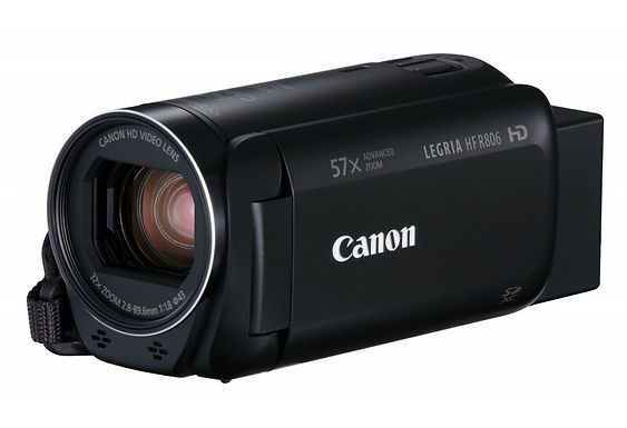 Canon videocamera Legria HF R806 nera