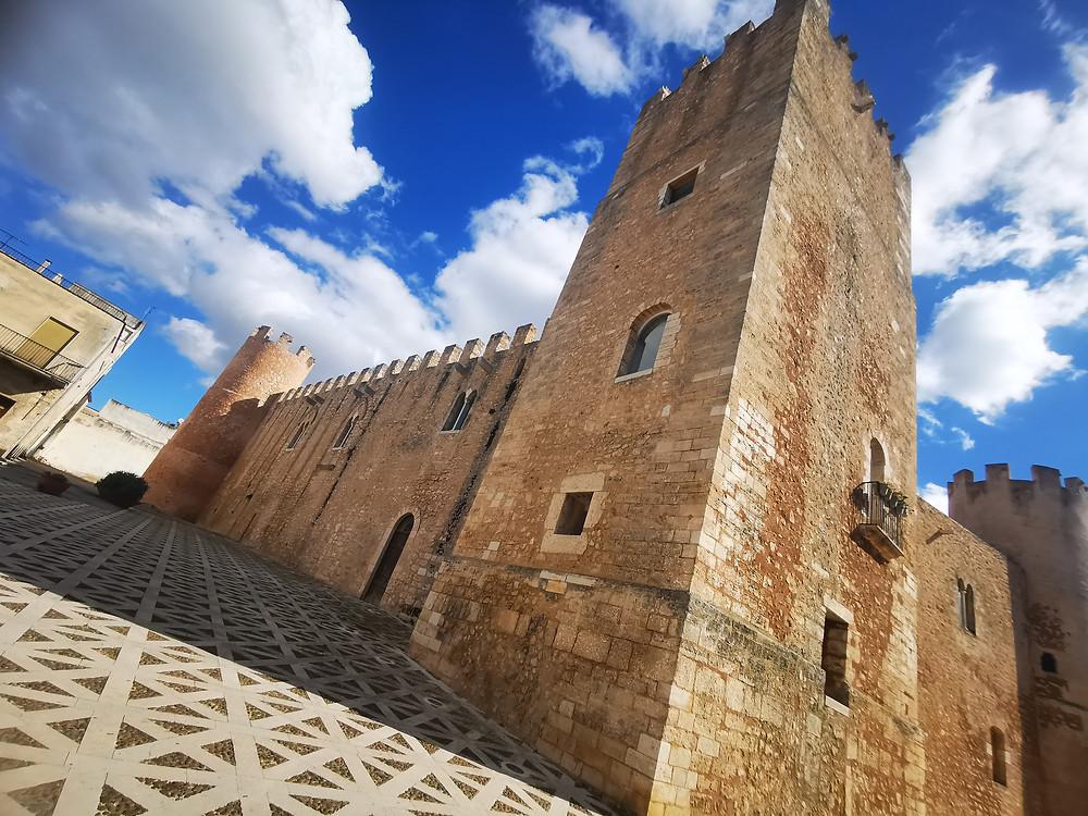 Castello dei Conti di Modica Alcamo (TP)