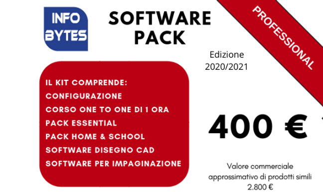 Software Pack Professional