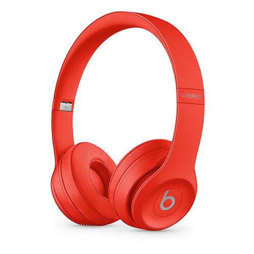 Cuffie Beats Solo3 Wireless - Rosso